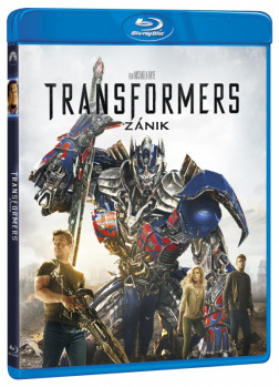 Blu-Ray: Transformers 4: Zánik (2 BD)