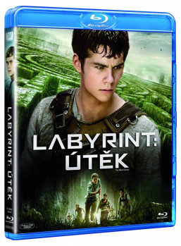 Blu-Ray: Labyrint: Útěk
